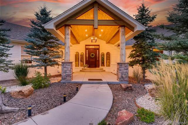 858 Meadow Station Circle, Parker, CO 80138 (#2981256) :: Bring Home Denver with Keller Williams Downtown Realty LLC