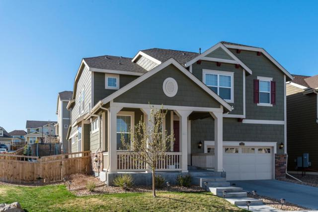 2625 Leafdale Circle, Castle Rock, CO 80109 (#2981733) :: RE/MAX Professionals