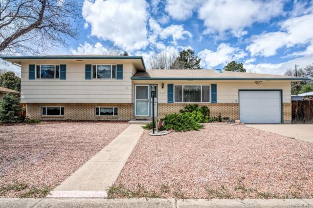 212 Bassett Drive, Colorado Springs, CO 80910 (MLS #2982733) :: 8z Real Estate