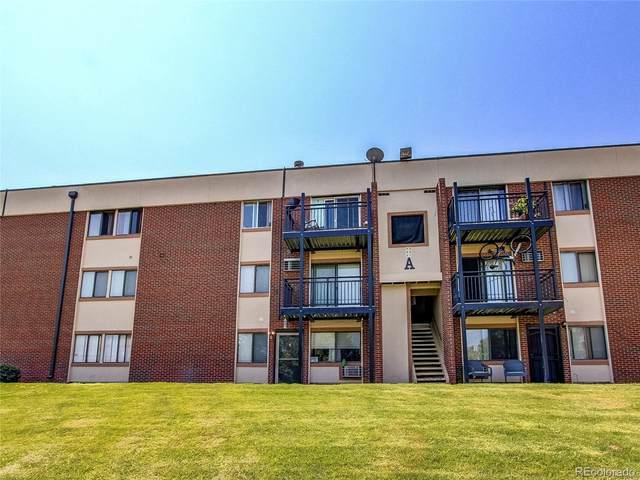 5995 W Hampden Avenue A16, Denver, CO 80227 (#2982839) :: milehimodern