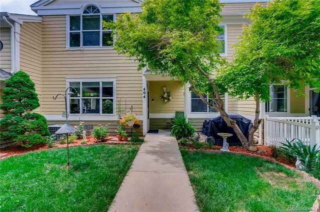 640 Gooseberry Drive #404, Longmont, CO 80503 (#2982910) :: Venterra Real Estate LLC