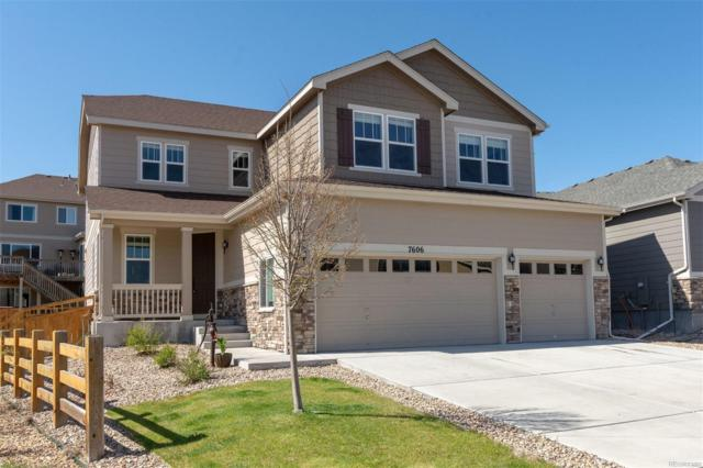 7606 Blue Water Lane, Castle Rock, CO 80108 (#2983001) :: The Heyl Group at Keller Williams