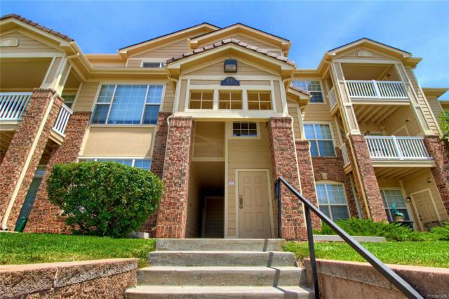 5723 N Gibralter Way #205, Aurora, CO 80019 (MLS #2983061) :: 8z Real Estate