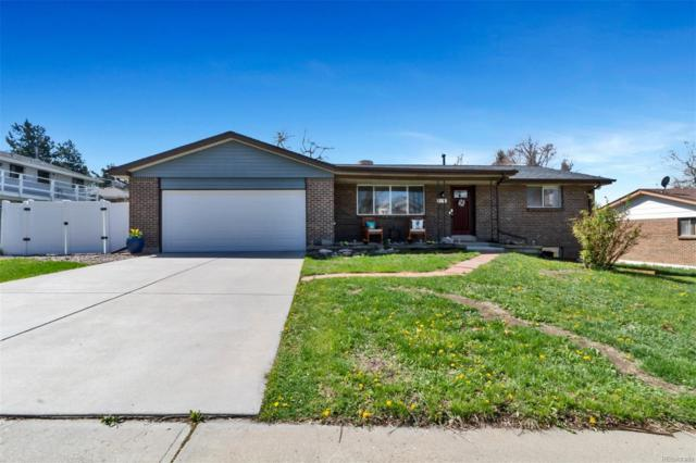 9238 W 67th Avenue, Arvada, CO 80004 (#2983833) :: The Heyl Group at Keller Williams