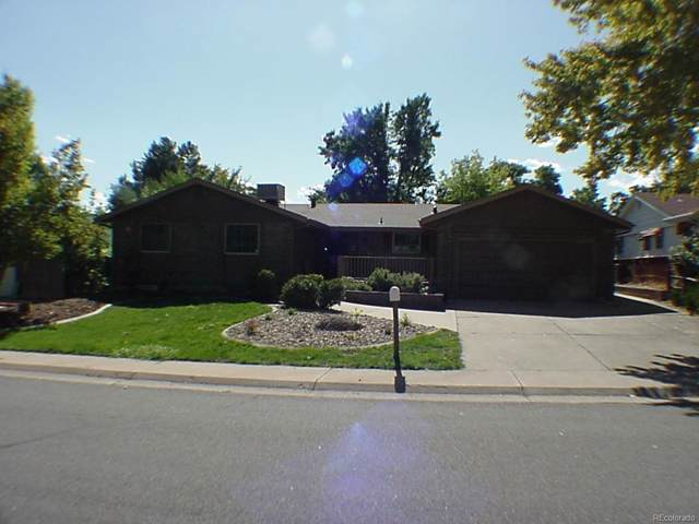 8912 W Jewell Place, Lakewood, CO 80227 (#2983879) :: The DeGrood Team