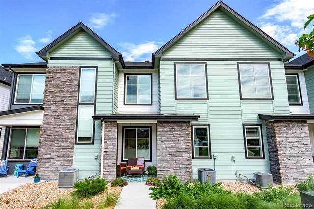 9331 Garnett Way C, Arvada, CO 80007 (#2983925) :: Berkshire Hathaway HomeServices Innovative Real Estate