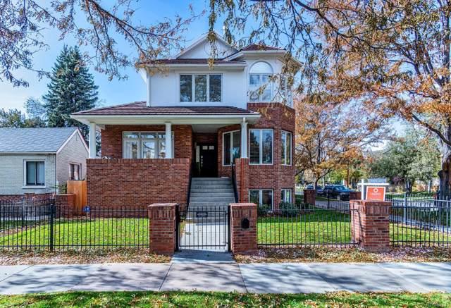 375 Fillmore Street, Denver, CO 80206 (#2984096) :: Mile High Luxury Real Estate