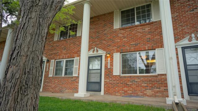 13977 E Utah Circle, Aurora, CO 80012 (#2984175) :: Briggs American Properties