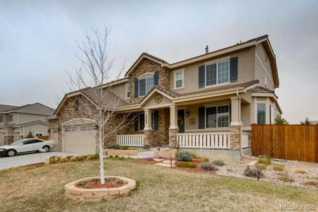 4649 Spinning Wheel Drive, Brighton, CO 80601 (#2984623) :: The Peak Properties Group
