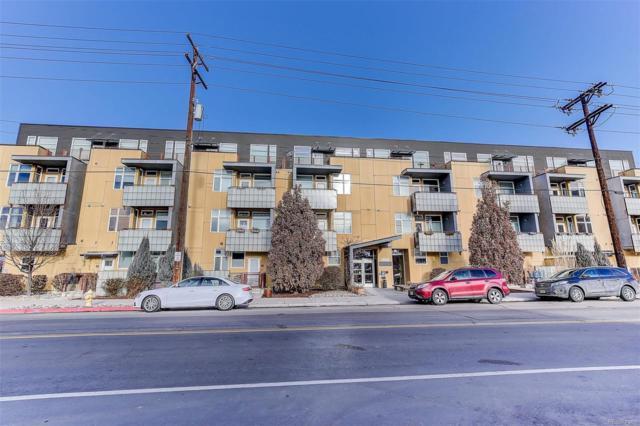 3101 Blake Street #403, Denver, CO 80205 (#2984628) :: Bring Home Denver