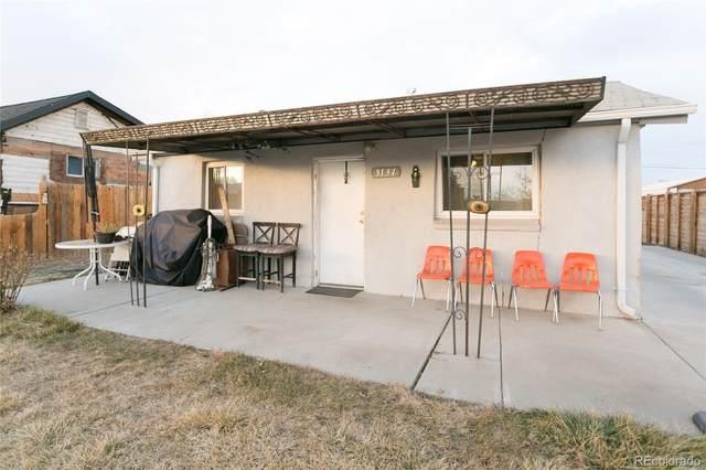 3137 W Longfellow Place, Denver, CO 80221 (MLS #2984861) :: 8z Real Estate