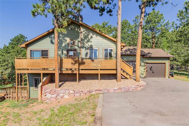 104 Evergreen Street, Woodland Park, CO 80863 (MLS #2984912) :: 8z Real Estate