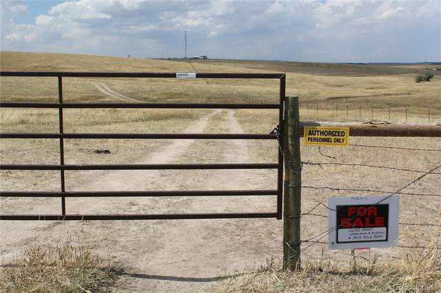 Parcel 1 0001 County Road 41, Elbert, CO 80106 (#2985290) :: The DeGrood Team