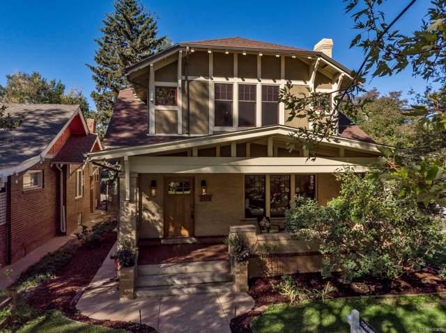 2379 Elm Street, Denver, CO 80207 (MLS #2985422) :: 8z Real Estate