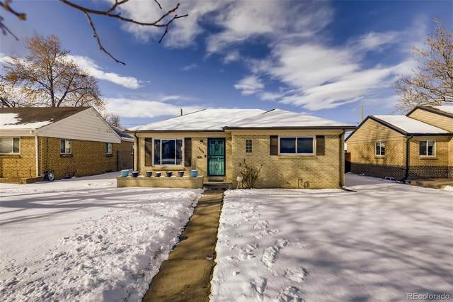2985 Holly Street, Denver, CO 80207 (#2985690) :: The Colorado Foothills Team | Berkshire Hathaway Elevated Living Real Estate