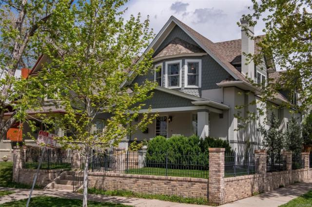 502 N Marion Street, Denver, CO 80218 (#2986028) :: Mile High Luxury Real Estate
