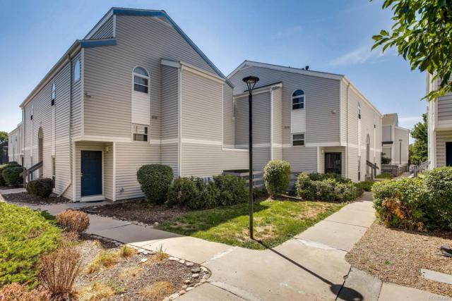 11107 E Alameda Avenue #101, Aurora, CO 80012 (#2986304) :: The Pete Cook Home Group
