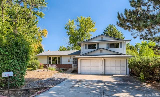 7672 S Gray Street, Littleton, CO 80123 (#2986595) :: The Griffith Home Team