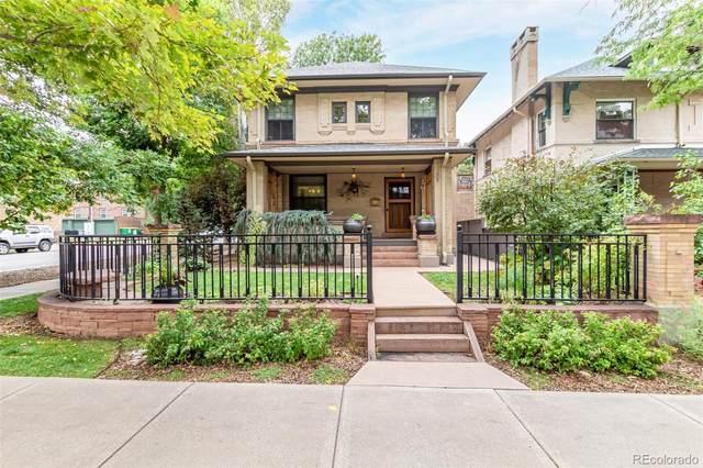 1405 Saint Paul Street, Denver, CO 80206 (#2986948) :: Wisdom Real Estate