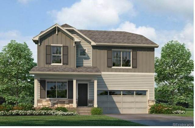 13966 Scarlet Sage Street, Parker, CO 80134 (#2987123) :: Wisdom Real Estate