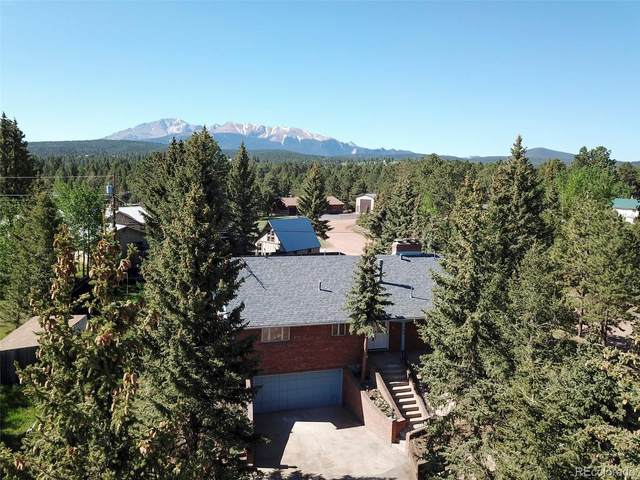 162 Piney Point Lane, Woodland Park, CO 80863 (MLS #2987524) :: 8z Real Estate