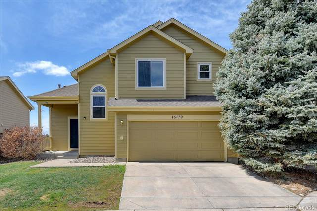 16179 Peregrine Drive, Parker, CO 80134 (#2987623) :: Mile High Luxury Real Estate