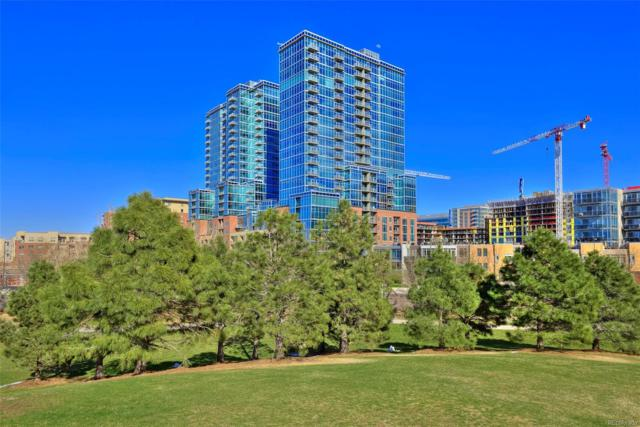 1700 Bassett Street #1312, Denver, CO 80202 (MLS #2987718) :: Bliss Realty Group