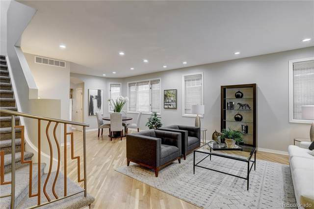 353 Milwaukee Street, Denver, CO 80206 (MLS #2987794) :: 8z Real Estate