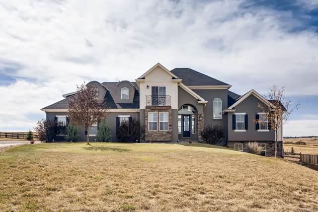 41880 Muirfield Loop, Elizabeth, CO 80107 (MLS #2987897) :: 8z Real Estate