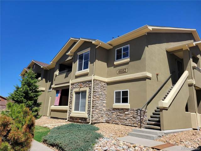 4682 Copeland Circle #202, Highlands Ranch, CO 80126 (MLS #2988194) :: 8z Real Estate