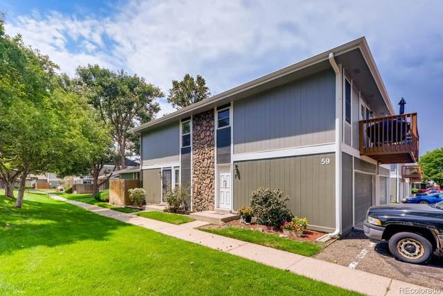 10001 E Evans Avenue 59C, Denver, CO 80247 (MLS #2988389) :: Keller Williams Realty