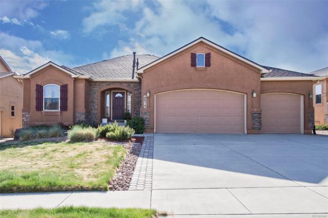 8814 Wolf Lake Drive, Colorado Springs, CO 80924 (#2988761) :: My Home Team