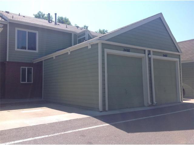 7474 E Arkansas Avenue #2408, Denver, CO 80231 (MLS #2988966) :: 8z Real Estate