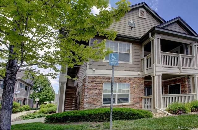 4385 S Balsam Street 13-201, Littleton, CO 80123 (#2989012) :: iHomes Colorado
