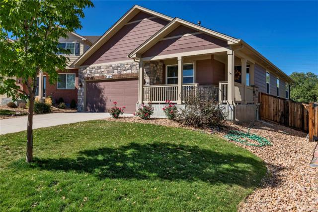 3339 Bonita Place, Castle Rock, CO 80108 (#2989151) :: Group 46:10 - Denver
