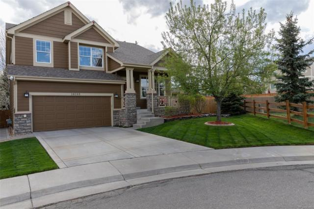 16103 Grebe Place, Parker, CO 80134 (#2989249) :: The Healey Group