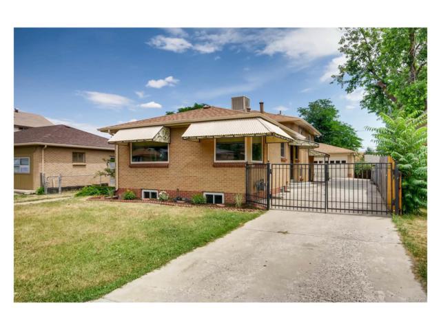 88 S Ingalls Street, Lakewood, CO 80226 (MLS #2989300) :: 8z Real Estate