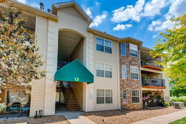 12118 W Dorado Place #206, Littleton, CO 80127 (#2989609) :: The DeGrood Team