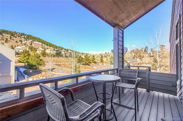 23686 Pondview Place H, Golden, CO 80401 (#2989703) :: The Peak Properties Group