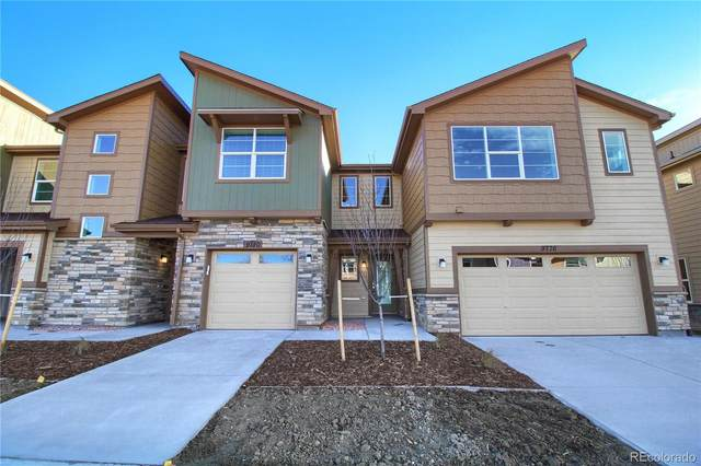 4137 E 98th Place, Thornton, CO 80229 (#2990140) :: Chateaux Realty Group