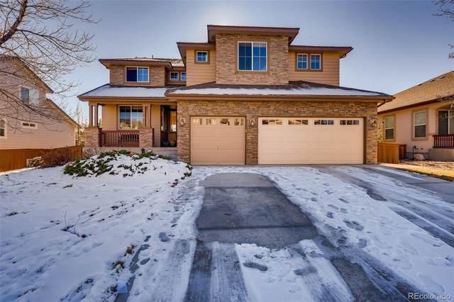 9776 W Baden Drive, Littleton, CO 80127 (#2990404) :: Berkshire Hathaway HomeServices Innovative Real Estate
