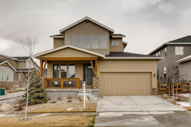 6954 S Buchanan Court, Aurora, CO 80016 (#2990427) :: Wisdom Real Estate