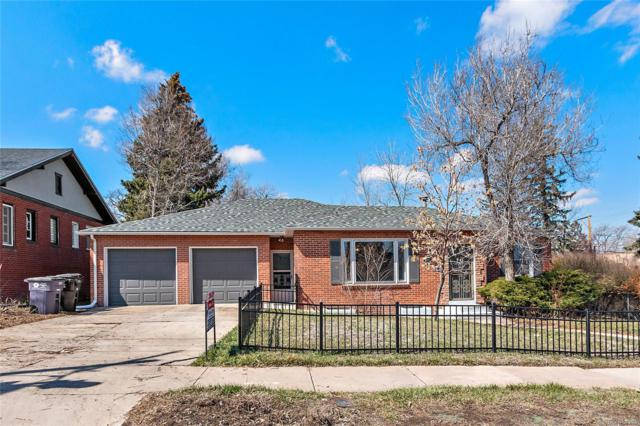 1355 Quebec Street, Denver, CO 80220 (#2990669) :: Venterra Real Estate LLC