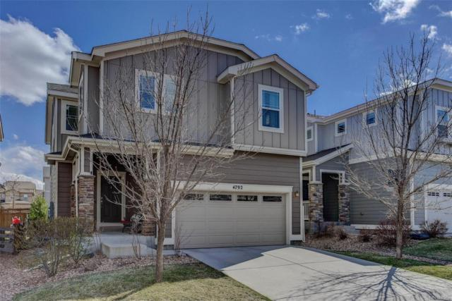 4792 S Picadilly Court, Aurora, CO 80015 (#2990834) :: The DeGrood Team