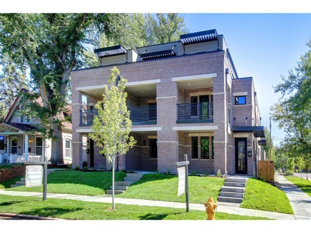 1688 S Grant Street, Denver, CO 80210 (#2991082) :: Thrive Real Estate Group