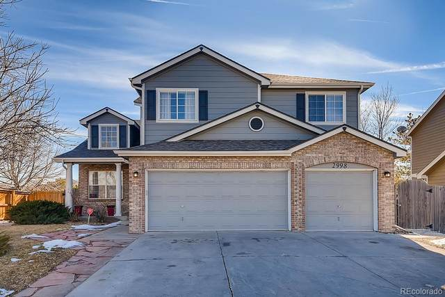 2998 E 135th Place, Thornton, CO 80241 (#2991657) :: The Harling Team @ HomeSmart