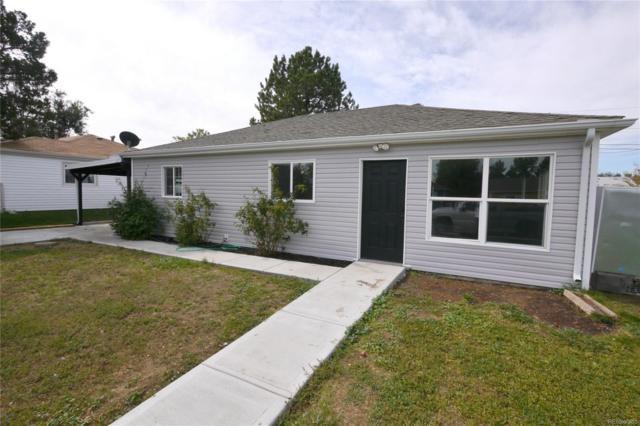 987 Wheeling Street, Aurora, CO 80011 (#2992213) :: The Peak Properties Group