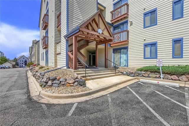 6380 S Boston Street 265/266, Greenwood Village, CO 80111 (#2992234) :: Compass Colorado Realty