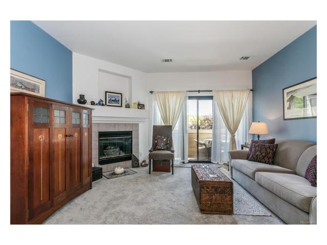 7498 S Alkire Street #205, Littleton, CO 80127 (MLS #2992300) :: 8z Real Estate