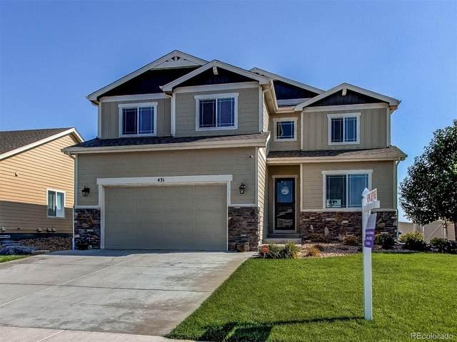 431 Surrey Ridge, Eaton, CO 80615 (#2992781) :: Kimberly Austin Properties